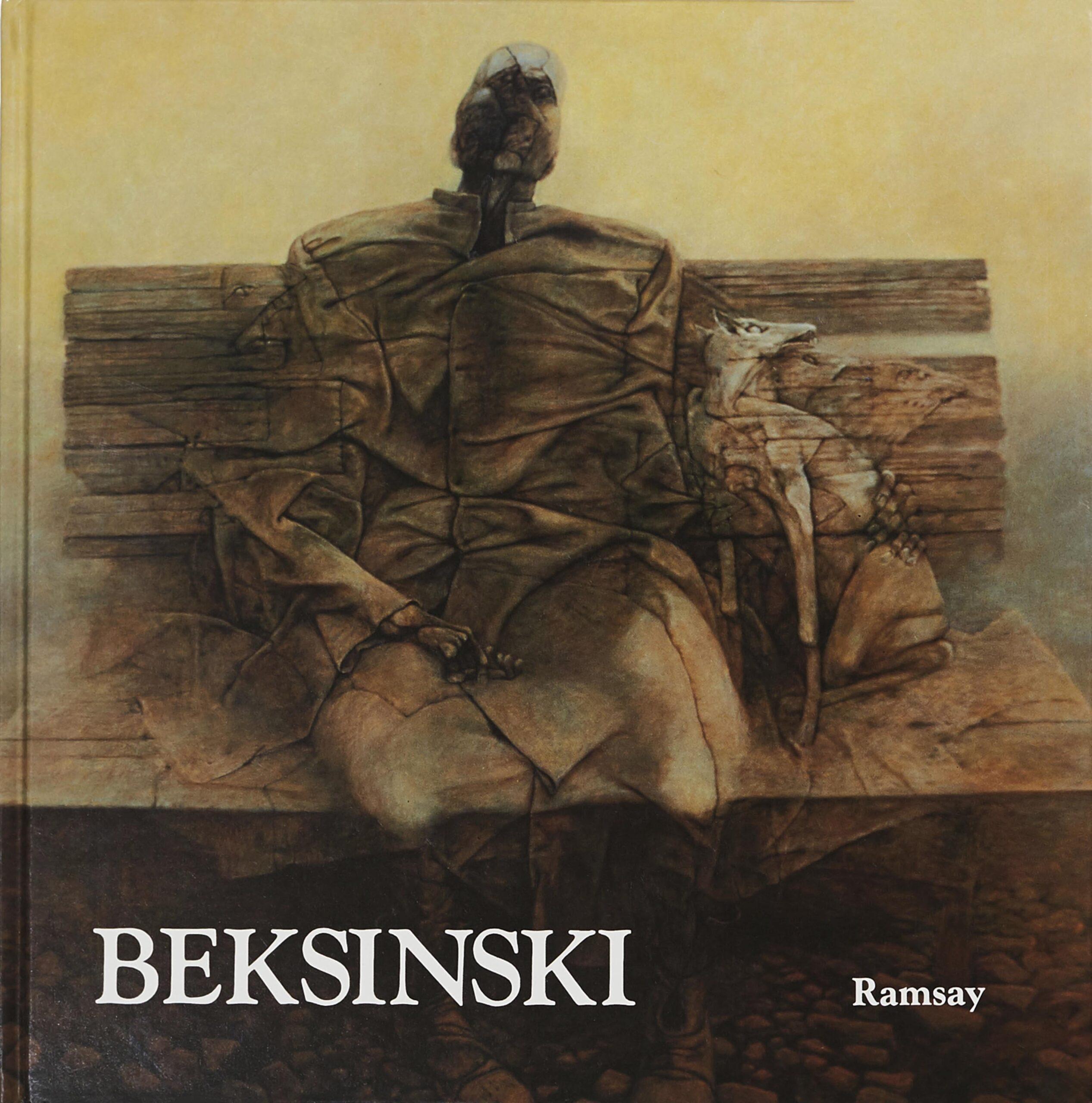 Zdzisław Beksiński Książki